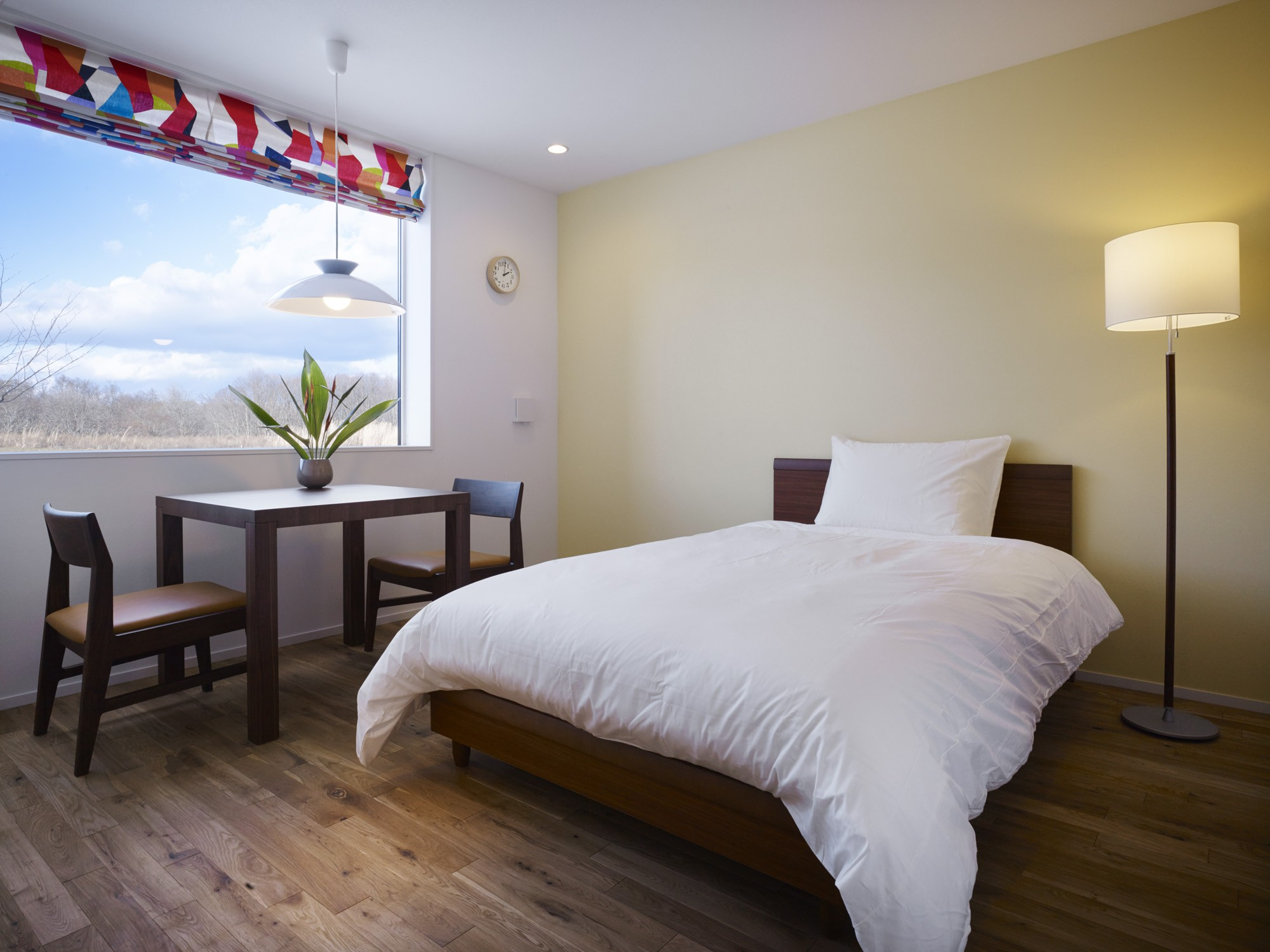 ベッドルーム事例:寝室(オークフィールド八幡平)