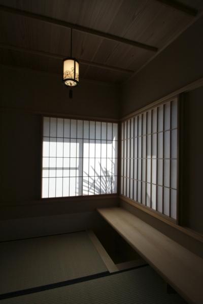 T邸 東京 昭和初期の佇まいに暮す (昭和初期の佇まいに暮す)