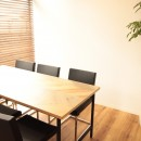 名古屋市西区オフィスの写真 オリジナルテーブル