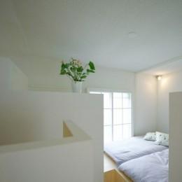 新金岡団地の改修 (寝室)