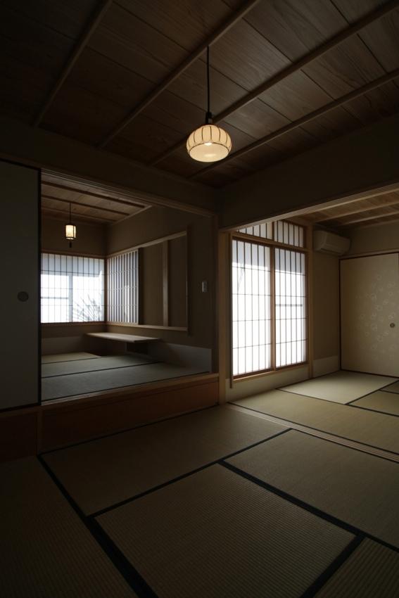 昭和初期の佇まいに暮すの部屋 T邸 東京 昭和初期の佇まいに暮す