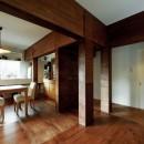 生瀬の家改修の写真 居間