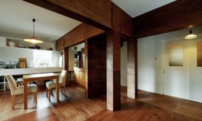 生瀬の家改修