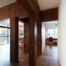 生瀬の家改修の写真 廊下