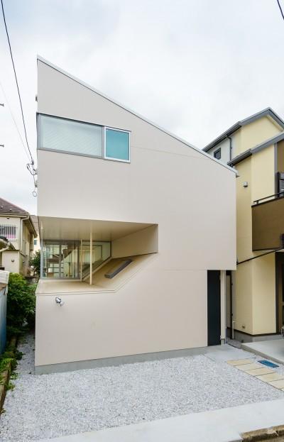 houseY (外観)