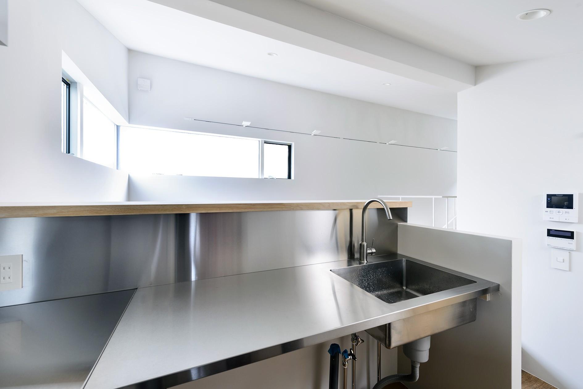 キッチン事例:キッチン(houseY)