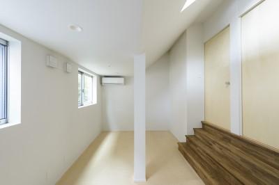 houseY (子供部屋)
