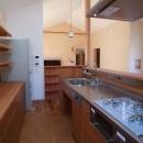 洲本の家の写真 キッチン