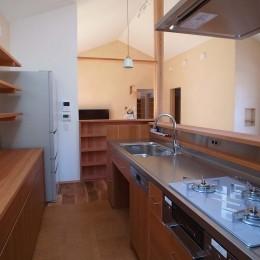 キッチン (洲本の家)