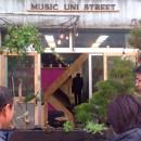 Music Uni Street Backpackers Hostelの写真 14個のBEDが見えるファサード