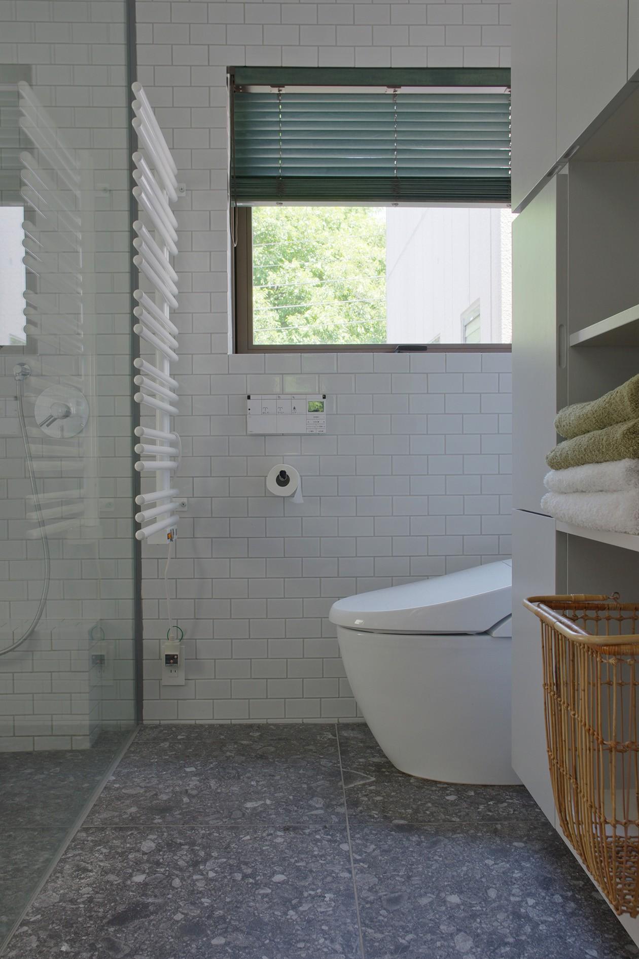 バス/トイレ事例:バスルーム/トイレ(HouseM)