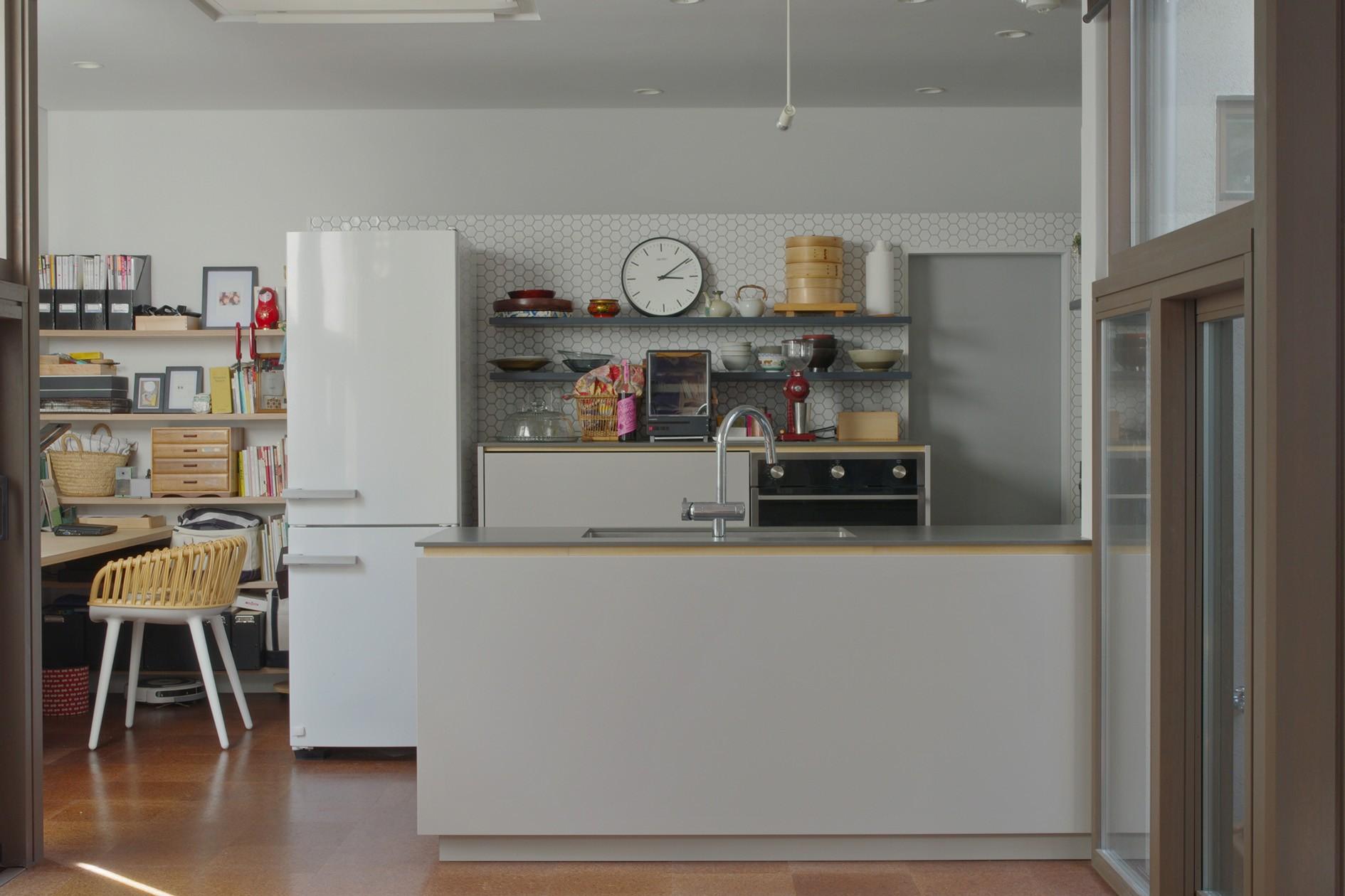 キッチン事例:キッチン(HouseM)