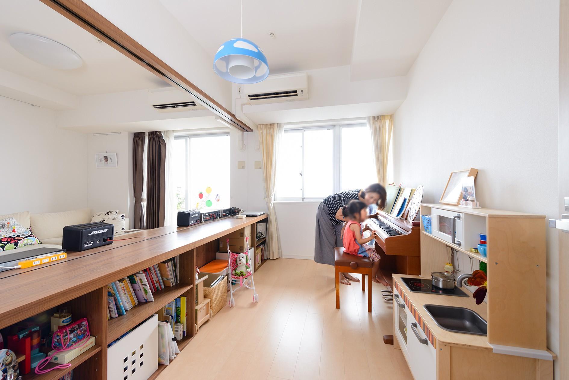 子供部屋事例:子供部屋(HouseH)