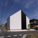 中庭のある家 OUCHI-04の写真 外観