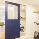 K邸-気分的には、ほとんど戸建ての写真 玄関