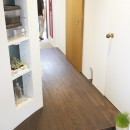Shan shui house-猫と植物と山水画のような空間に暮らすの写真 玄関