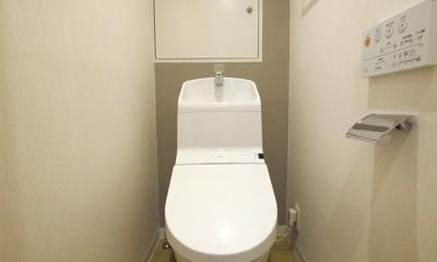 水回りを使いやすく (トイレ)