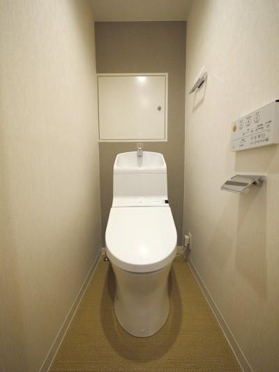 トイレ (水回りを使いやすく)