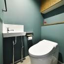 ひろがる眺望を存分に楽しむの写真 トイレ