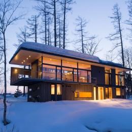 建築家 大田 司の住宅事例「飛翼 Hiyoku」
