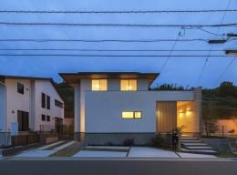 谷川建設の造る家 (外観)