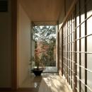 谷川建設の造る家の写真 和室縁側