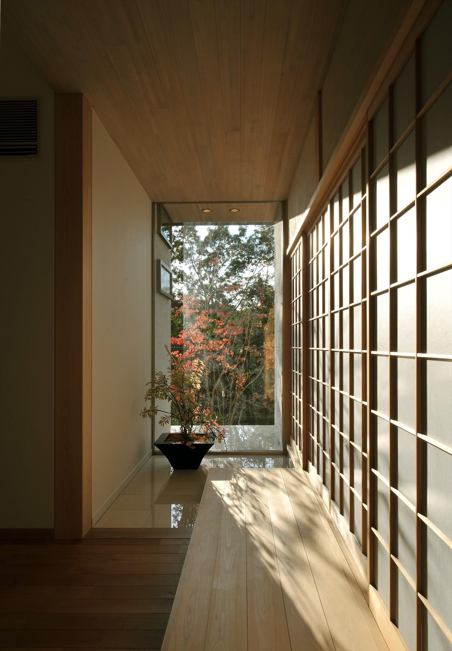 その他事例:和室縁側(谷川建設の造る家)