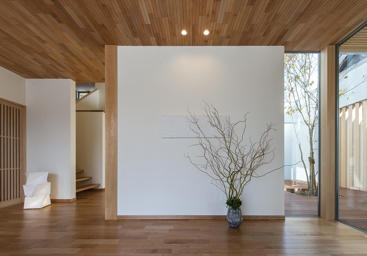 玄関事例:玄関(谷川建設の造る家)