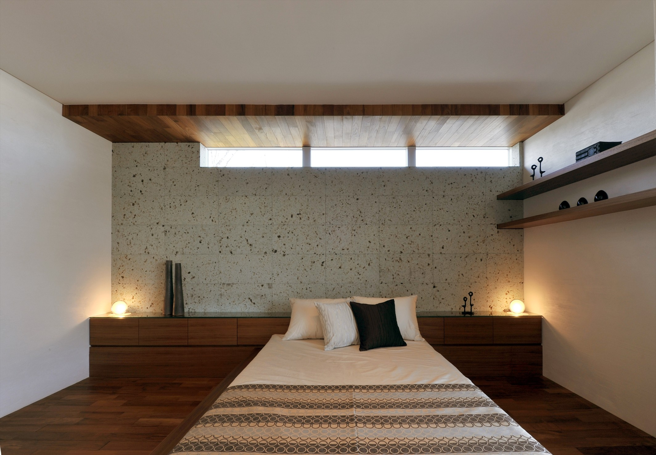 ベッドルーム事例:寝室(谷川建設の造る家)
