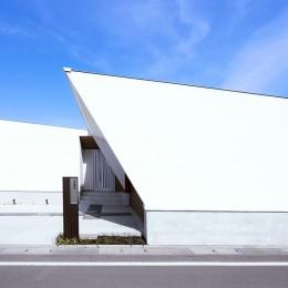 G2-house 「向かい合う家」 (外観6)