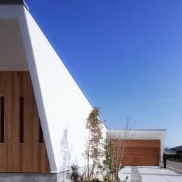 G2-house 「向かい合う家」 (外観8)