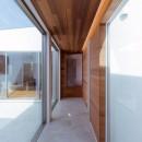 G2-house 「向かい合う家」の写真 内観2