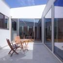 G2-house 「向かい合う家」の写真 テラス1