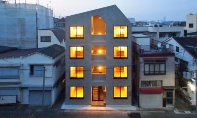 東京都北区の共同住宅