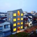 東京都北区の共同住宅の写真 外観
