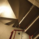 東京都北区の共同住宅の写真 階段
