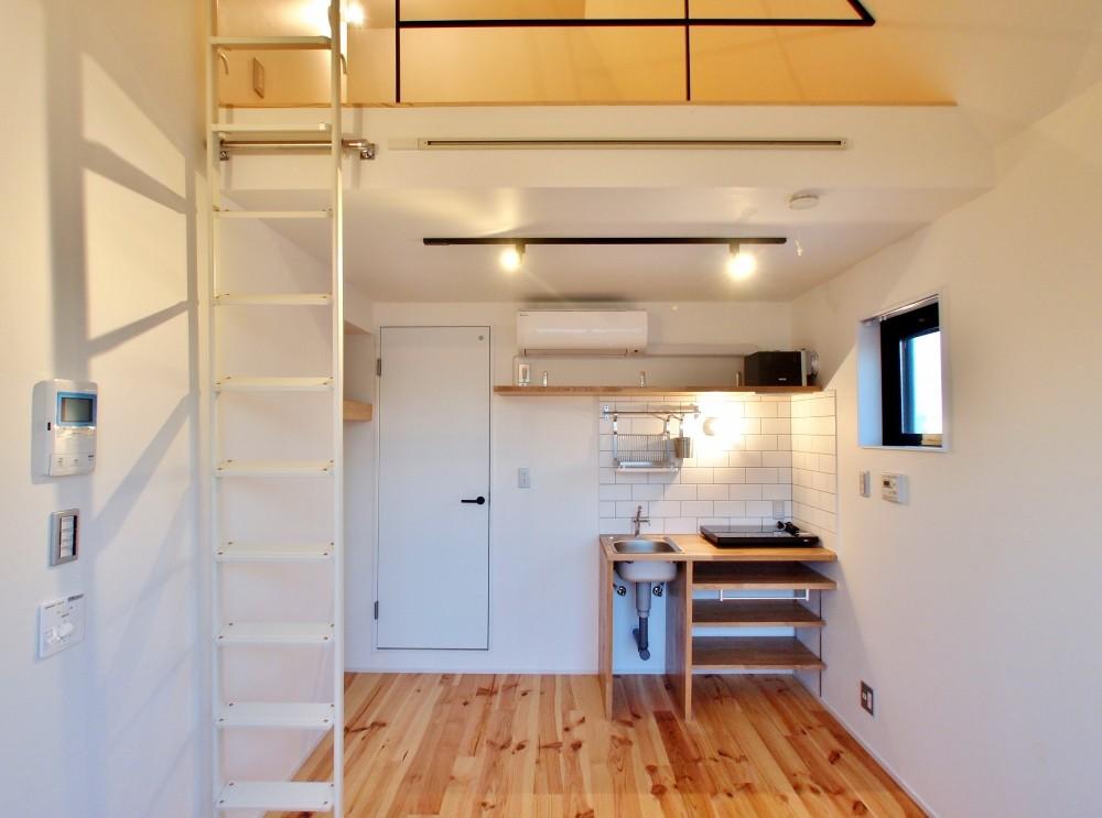 東京都北区の共同住宅 (洋室)