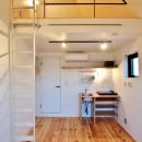 東京都北区の共同住宅の写真 洋室