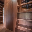 書写の散居の写真 階段室