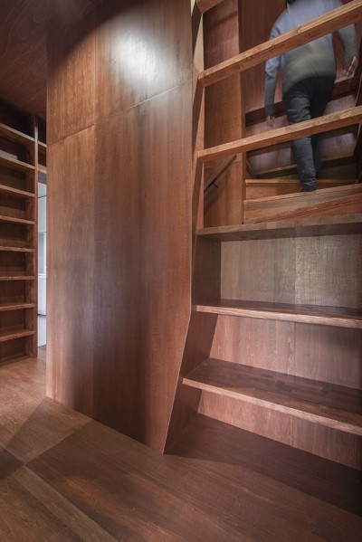 階段室 (書写の散居)