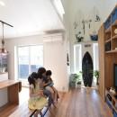 サーファーズハウスの写真 リビングダイニングキッチン