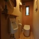 唯一無二のリノベーション CASE 7の写真 トイレ