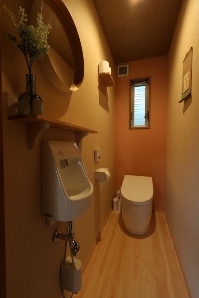 トイレ (唯一無二のリノベーション CASE 7)
