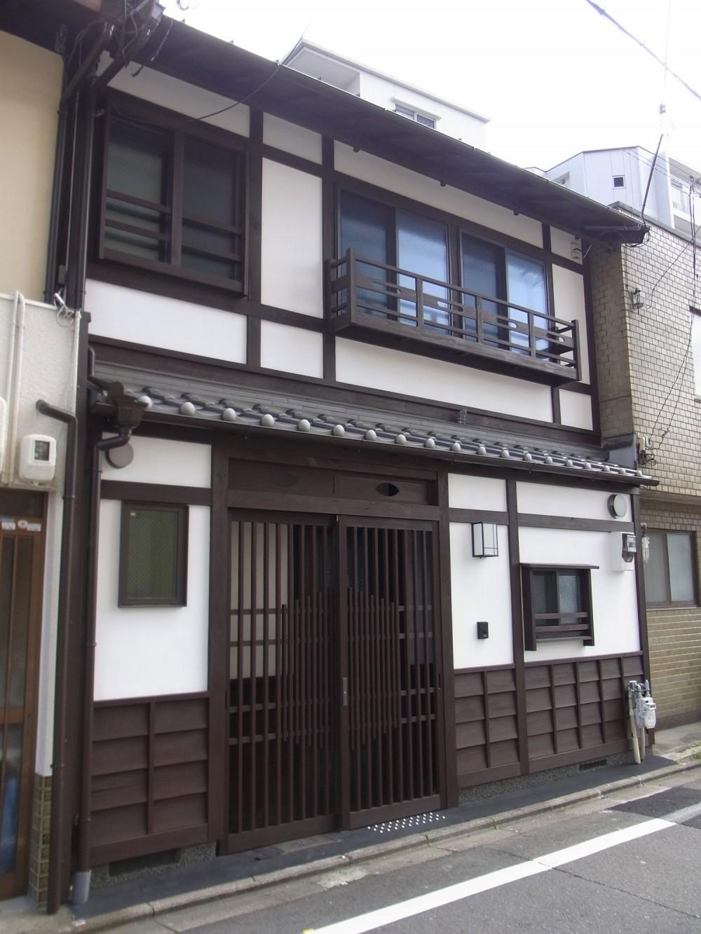 京町家・一棟貸し宿 (外観)
