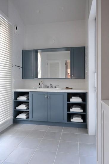 T邸 (シックで使い心地の良い洗面台)