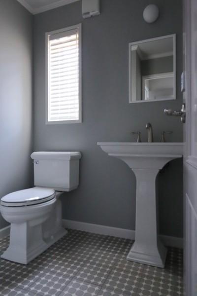 トイレ (T邸)