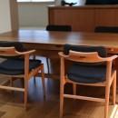 S邸の写真 FILEダイニングテーブル&チェア