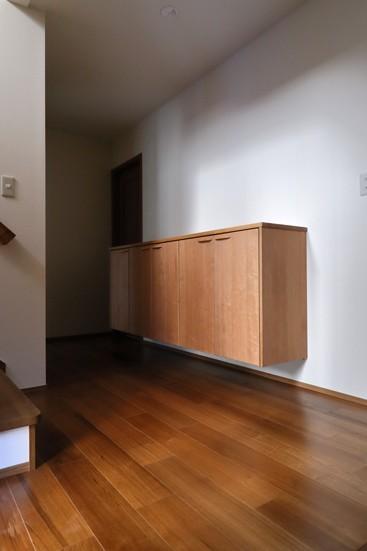収納事例:廊下収納(S邸)
