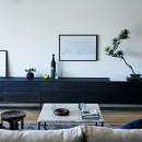 マイリノの住宅事例「RE : Apartment UNITED ARROWS LTD. CASE002 / PLAN B ~住む人の個性を演出する上質な設えと機能美を備えたリノベーション~」
