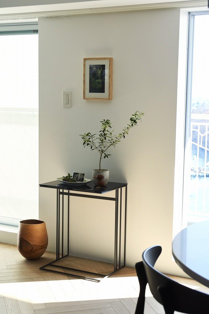 RE : Apartment UNITED ARROWS LTD. CASE001 / PLAN A ~店舗の技術を取り入れた見せる収納~ (ナチュラルな心地よさが広がる住空間)